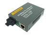 10/100M Single Mode Fiber Optic Ethernet Media Converter