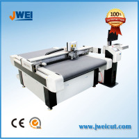 JWEI PU leather cutting machine