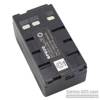 Pentax BP02C rechargeable batteries best price for total stationR-100/200/300/300X/800 R-322NX,R-322NXM,R325NXM,R-202N