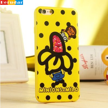 mobile phone accessories manufacturer for custom printed iphone 6 6s rubber case