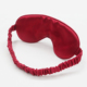 Natural 19mm mulberry luxury eye silk mask for sleeping