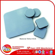 PTFE chair foot pads, Teflon furniture slider padsfor moving heavy furniture