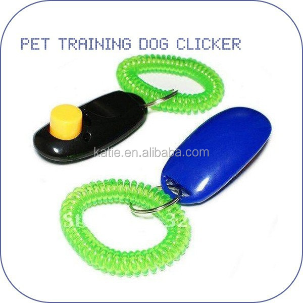 Custom Logo Printing Electronic Dog Training Toys Clicker