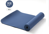 double layers eco TPE yoga mat manufacturer / wholesale mat for yoga