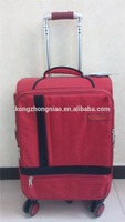 EVA cheap trolley luggage/travel style luggage bag set/promotional bag luggage