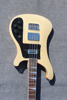 Chinese High Quality Rickenback solid body 4 string Electric bass