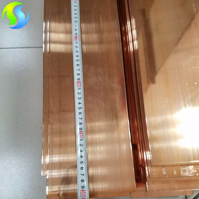 10mm thickness copper plate manufacturer