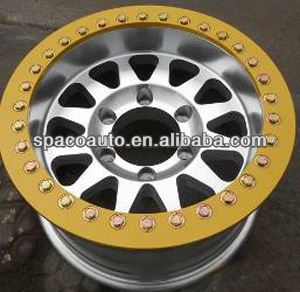 4x4 accessories alloy wheels 6x139.7 with best quality