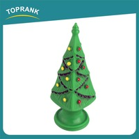 Since 1988 New Style Vinyl Christmas Tree Moving Dog Toy Companies