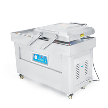 Double Chamber Vacuum Packing Machine For Meat,Beef,Sea Food,Tofu,Mushroom,Peanut,<strong>Rice</strong>,Chicken