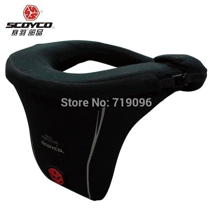 2014 Scoyco N03 Motorcycle Neck Protector high quality Racing Protective Gears RACING PROTECTIVE ACCESSORIES free shipping