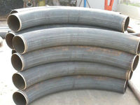 90 degree bend pipe for concrete and industrial plumbing carbon steel tube bending