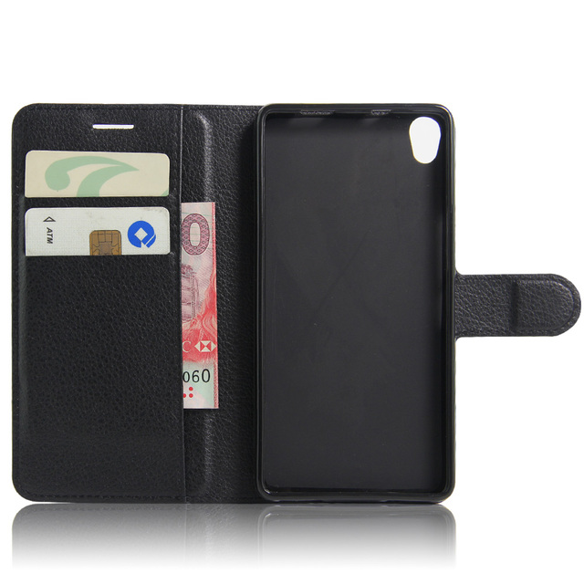 new hot business wallet case for archos diamond s leather flip cover