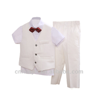 baby 3 pieces suit vest