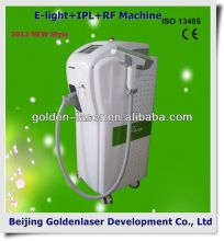 2013 New design E-light+IPL+RF machine tattooing Beauty machine paper poster
