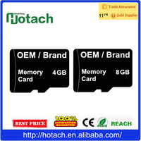 Print Your Logo 4GB 8GB TF Card Bluetooth Headphones Memory Card