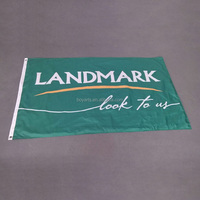 advertising event flag