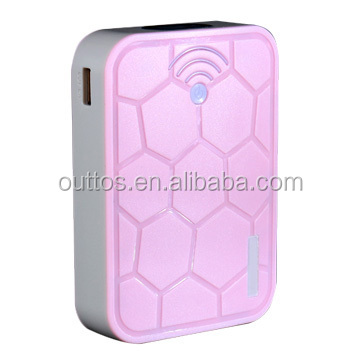 Cheap and Good quality mobile phone travel charger,11200mAh Colorful USB Portable Power Bank for blackberry