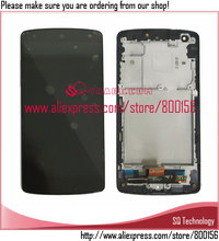 Alibaba Website For LG Google Nexus 5 D820 D821 LCD with Touch Screen and Frame Assembly Black
