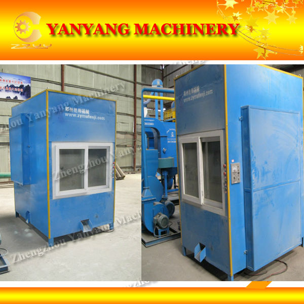 Electrostatic Separator Machine For Metal