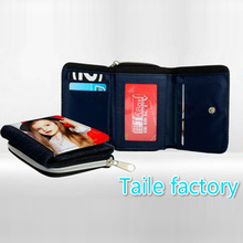 Demin sublimation wallet , exquisite china sublimation wallet
