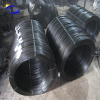 High quality long duration time supply 18 gauge black annealed wire/soft iron rod for indonesia