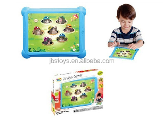 music phone, Kids educational toys, Learning tablet toys .whack-a-mole game table toys,TS15030032
