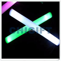 Home Decor Color Changing LED Foam Flashing Light Stick