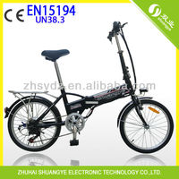 "20"" adult electric motorcycle 36v with ce15194"