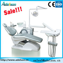 Factory price philippines market dental chair unit with standard dentist chair