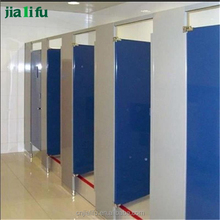 Commercial used bathroom office partitions with stall doors