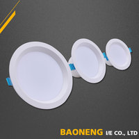 CE RoHS Certification 9W SMD Light LED Downlight