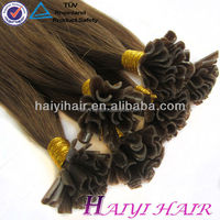 6A, 7A, 8A Factory cheap price top quality Remy cold fusion prebonded hair