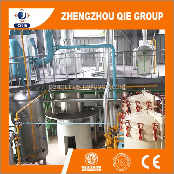Small Scale Rice Bran Oil Refinery