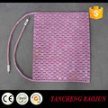 China Baojun Flexible Pink Color Ceramic Heater Pad