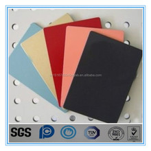 exterior aluminum siding panel/acp plastic wall panel