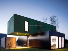 2016 shipping 40 feet luxurious steel container houses for sale