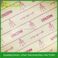 Perfect color custom wrapping gift tissue paper supplier,custom logo tissue paper
