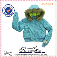 OEM Outwear garment Casual outdoor kids' jacket