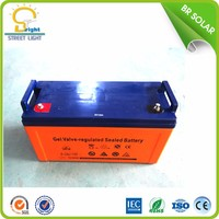 Rechargeable High-efficiency battery solar 12v 400ah