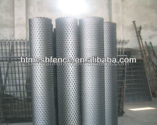 galvanized Gothic Mesh paper back Expanded metal lath/diamond mesh mesh