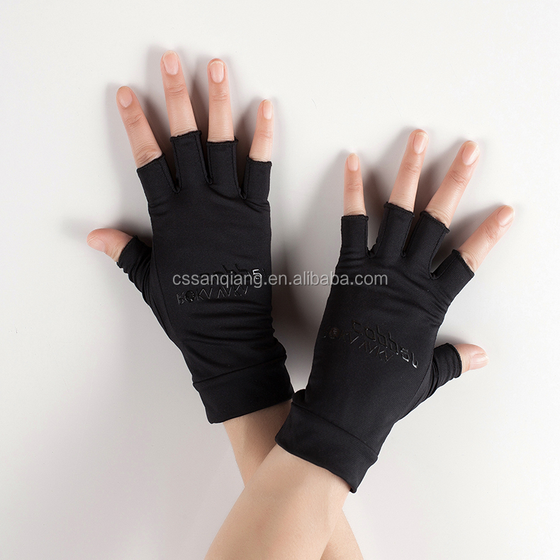 SALES Compression Arthritis gloves for pain nylon spandex copper gloves