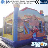 Commercial Inflatable Bouncer Slide Inflatable Bouncer Obstacle