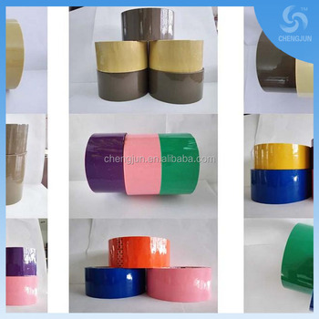 china lowest price and guarantee quality bopp packaging adhesive tape for carton sealing