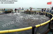 100% Raw Material High Density,High Intensity Polyethylene, Assembled Floating Tilapia Fish Farms in Ghana