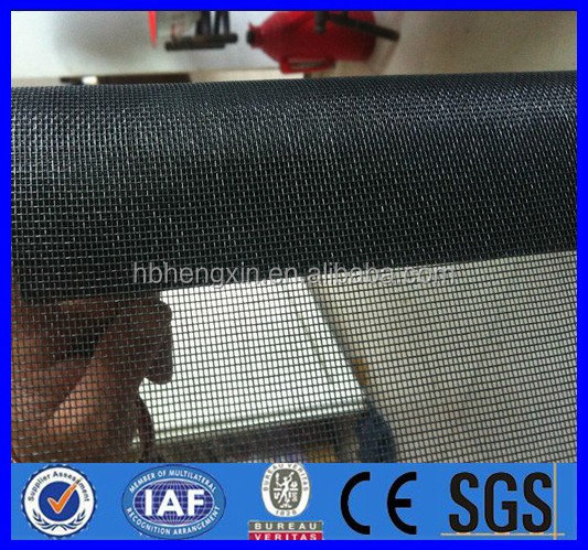 Colorful fiberglass window screen/green fiberglass window screen