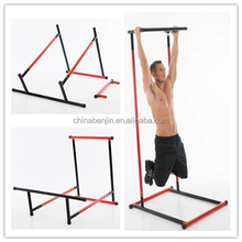 Push Up Body Strength Tower Dip Station Chin Up Bar