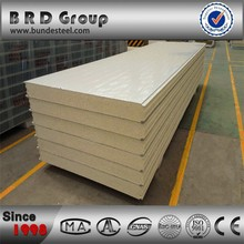 new insulation materials foam filled wall panels for refrigerator