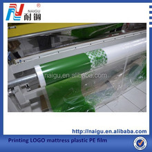 LDPE Plastic wrap film for mattress