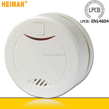 10 Years Life Lithium Battery Operated Stand Alone Firex Smoke Detector